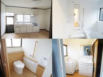 会津若松 あかべこりふぉーむ 東協設備水まわりリフォームで家事の負担が少なくなり、快適な暮らしが実現できました。