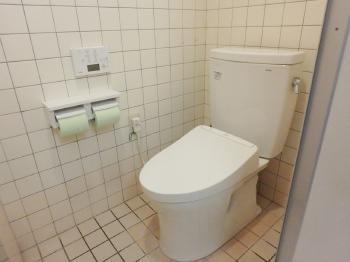 会津若松 あかべこりふぉーむ 東協設備洋式トイレへのリフォームで従業員から大変喜ばれました。