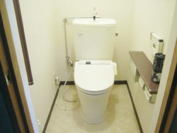 会津若松 あかべこりふぉーむ 東協設備快適で使いやすくなったトイレに父も大変喜んでおります。