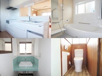 会津若松 あかべこりふぉーむ 東協設備想像以上の快適な生活とお掃除の時短、水まわりリフォームで二つの喜びを手に入れることが出来ました。