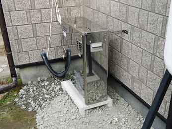 給湯器が壊れてしまい困っていましたが、安値で取り替えができ助かりました。