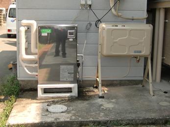 今までの給湯器よりも使いやすく快適に過ごせます。