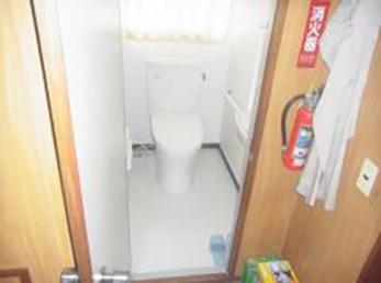 お母さんへの愛情あふれるトイレが誕生しました。