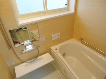 使い勝手もよくなり、冬も温かく安心して入浴出来るようになりました。