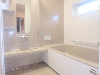 キープクリーンのお風呂はいつも清潔で気持ちが良いです。