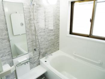 会津若松 あかべこりふぉーむ 東協設備娘さんが考えたリフォームで、心までもが暖まる、思いやりに溢れたお風呂になりました。